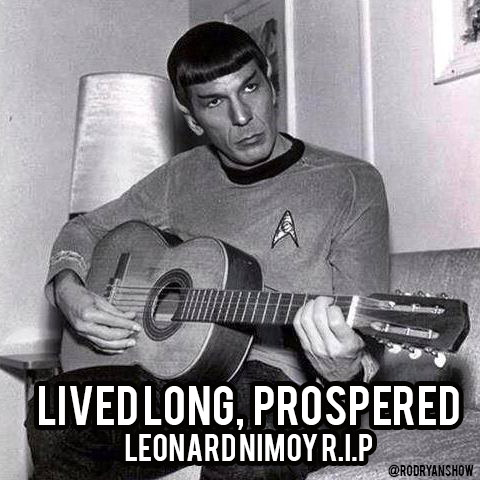 Leonard Nimoy passed away on February 27, 2015 at the age of 83 due to complications related to chronic obstructive pulmonary disease (COPD).