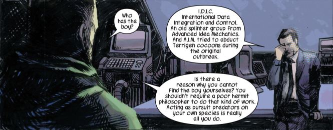 Inhumans vs. Vulcans?