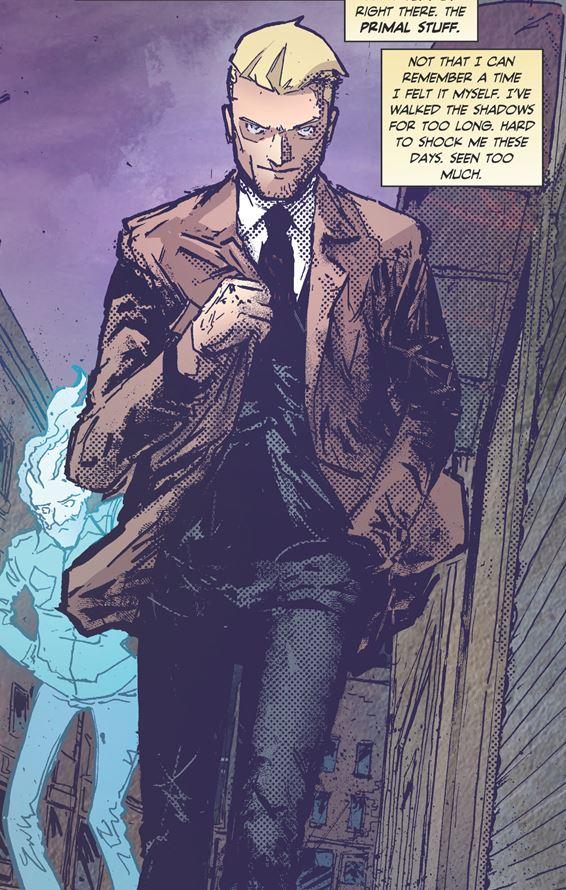Constantine The Hellblazer 01 02