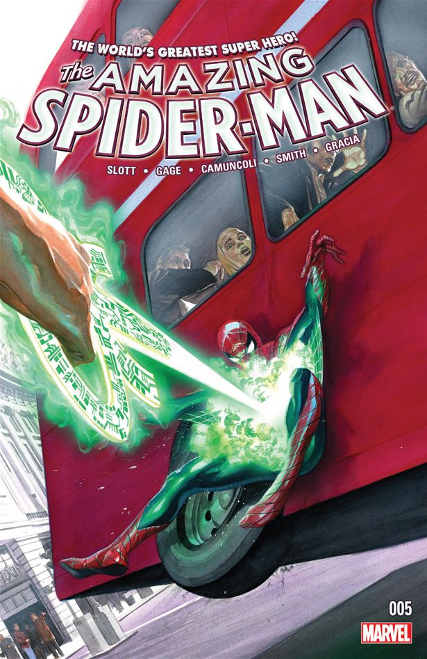 Amazing Spider-man 05 01