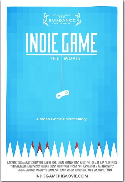 IndieGameTheMovie-SundancePoster