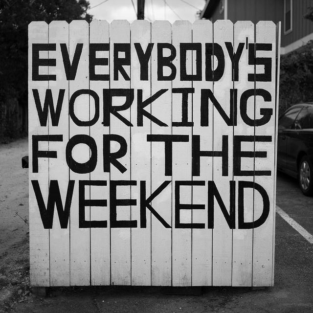 weekend-work