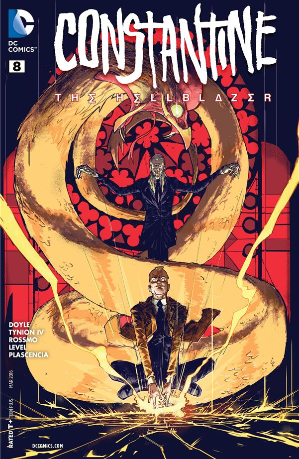 Constantine - The Hellblazer 08