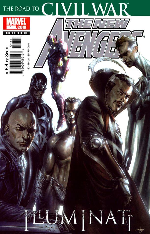 New Avengers Illuminati Special 01 01