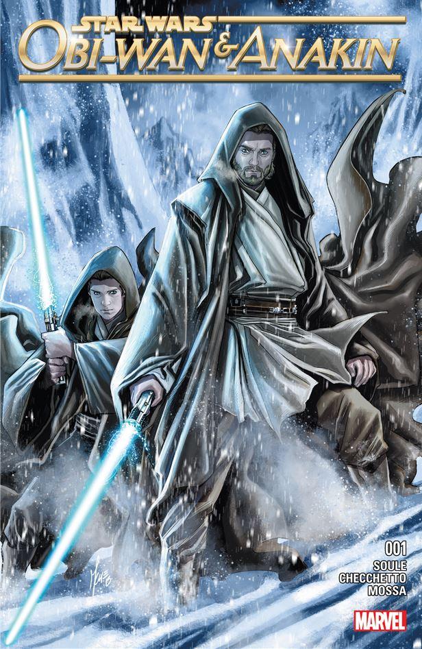 Obi-Wan & Anakin 01 01