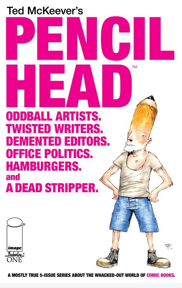 Pencil Head 01