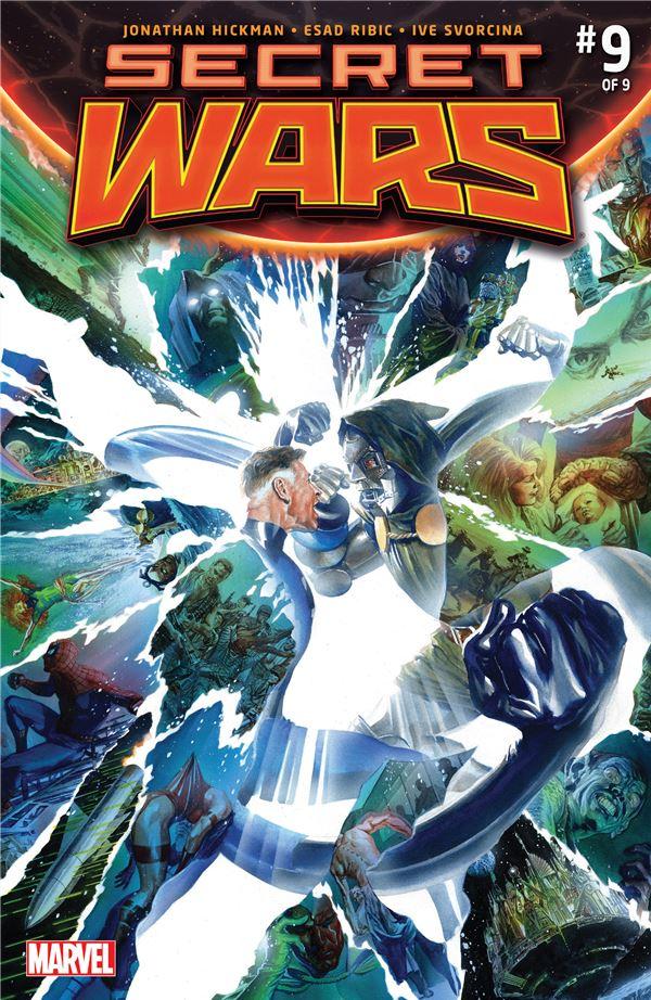 Secret Wars 09