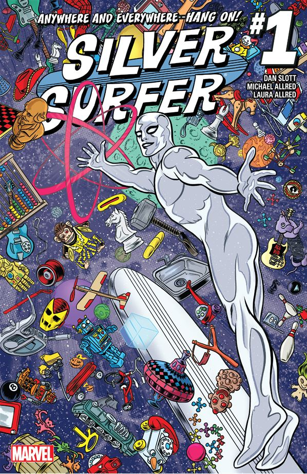 Silver Surfer 01